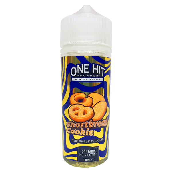 One Hit Wonder Winter Series – Shortbread Cookie