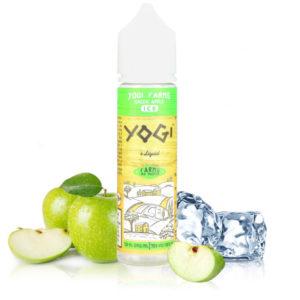 GREEN APPLE ICE BY YOGI FARMS