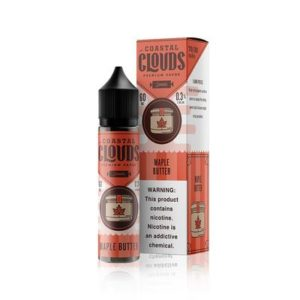 Maple Butter - Sweets By Coastal Clouds E Liquid