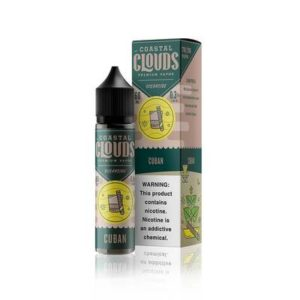 Cuban - Oceanside By Coastal Clouds E Liquid