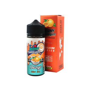HORNY FLAVA BUBBLEGUM SERIES ORANGE