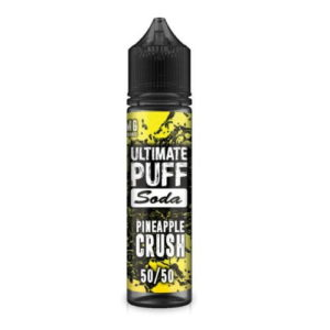 Pineapple Crush – Ultimate Puff Soda 50/50