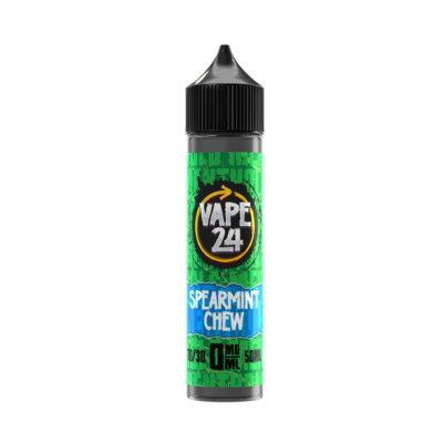 Vape 24 Menthol – Spearmint Chew