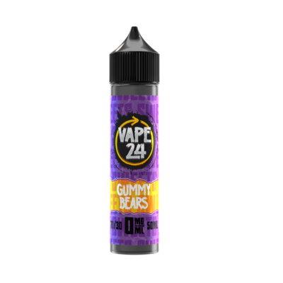 Vape 24 Sweets – Gummy Bears