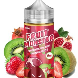 Fruit Monster – Strawberry Kiwi Pomegranate