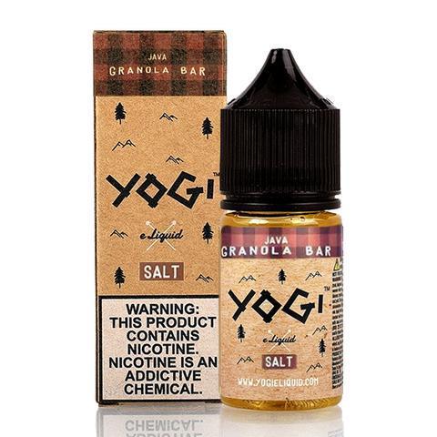 Yogi Salt – Java Granola Bar