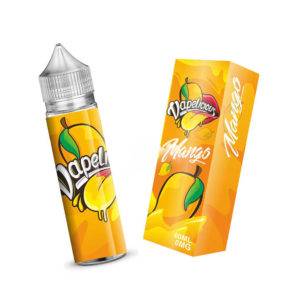 Mango By Vapelicious E Liquid