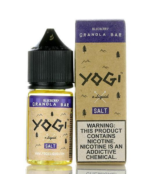 Yogi Salt – Blueberry Granola Bar