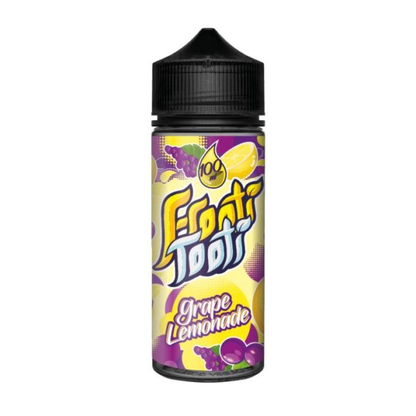 Grape Lemonade E Liquid by Frooti Tooti