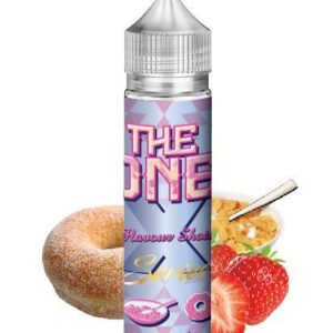 Donut Cereal Strawberry Milk by The One X Series - 50ML