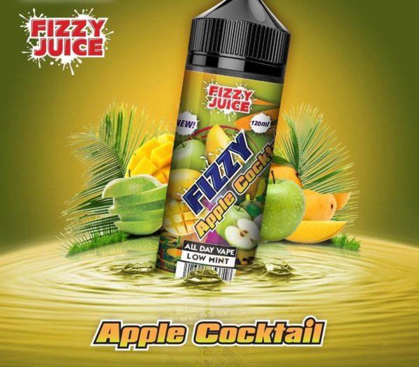 MOHAWK & CO Fizzy Apple Cocktail 100ML