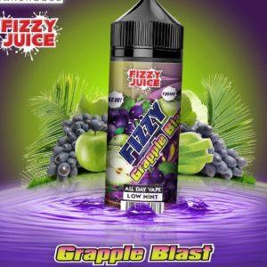 MOHAWK & CO Fizzy Grapple Blast 100ML