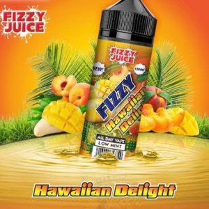 MOHAWK & CO Fizzy Hawaiian Delight 100ML