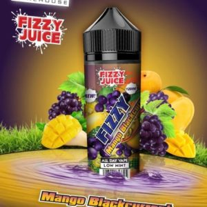 MOHAWK & CO Fizzy Mango Blackcurrant 100ML