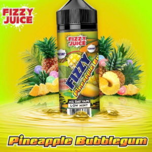 MOHAWK & CO Fizzy Pineapple Bubblegum 100ML