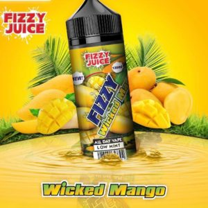 MOHAWK & CO Fizzy Wicked Mango 100ML