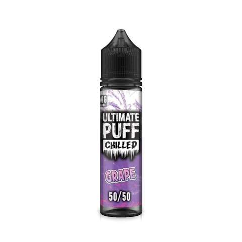 Grape – Ultimate Puff Chilled 50/50