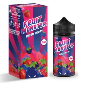 Fruit Monster – Mixed Berry