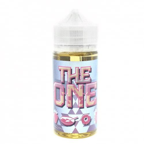 Donut Cereal Strawberry Milk by The One X Series
