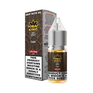 Tobac King on Salt Cuban Nic Salt