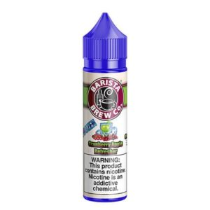 Barista Brew Co Frozen Cranberry Apple Refresher E-Liquid