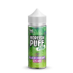 Blackcurrant Lychee – Moreish Puff Aloe