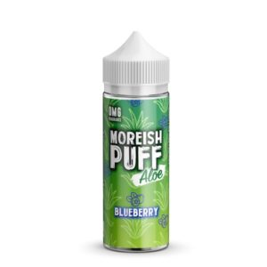 Blueberry – Moreish Puff Aloe