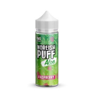 Raspberry – Moreish Puff Aloe
