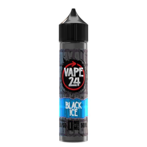 Vape 24 50/50 – Black Ice