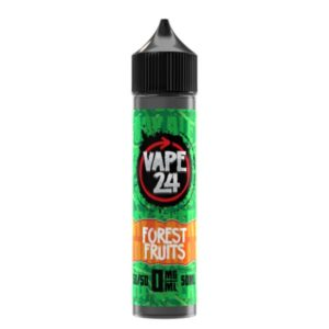 Vape 24 50/50 – Forest Fruits