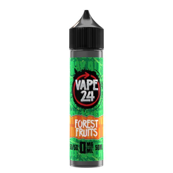 Vape 24 50/50 – Forest Fruits