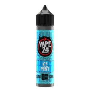 Vape 24 50/50 – Ice Mint