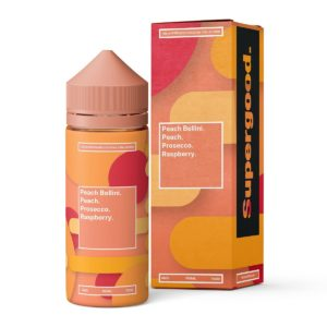 Peach Bellini by Supergood E-Liquid