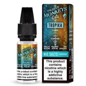 Twelve Monkeys Salts – Tropika