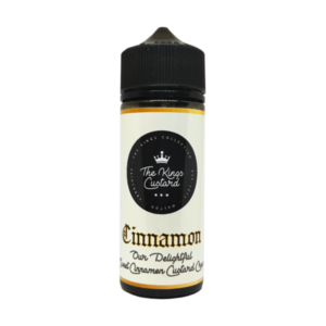 The Kings Custard – Cinnamon Custard 100ml