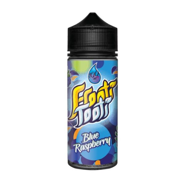 Blue Raspberry E Liquid by Frooti Tooti Tropical Trouble Series
