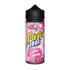 Cotton Candy E Liquid by Frooti Tooti