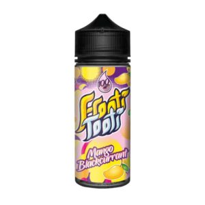 Mango Blackcurrant E Liquid by Frooti Tooti