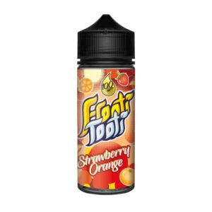 Strawberry Orange E Liquid by Frooti Tooti