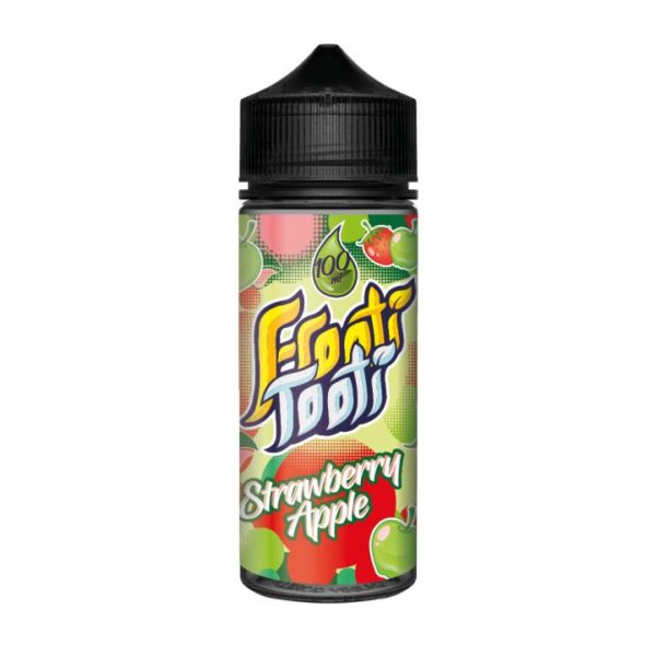Strawberry Apple E Liquid by Frooti Tooti