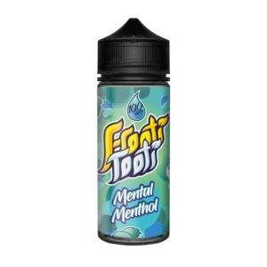 Mental Menthol E Liquid by Frooti Tooti