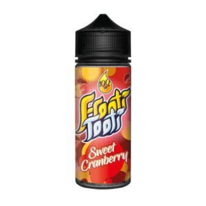 Sweet Cranberry E Liquid by Frooti Tooti