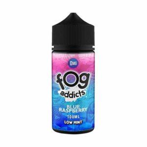 Fog Addicts – Blue Raspberry