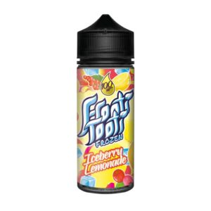 Icenberry Lemonade E Liquid by Frooti Tooti Frozen