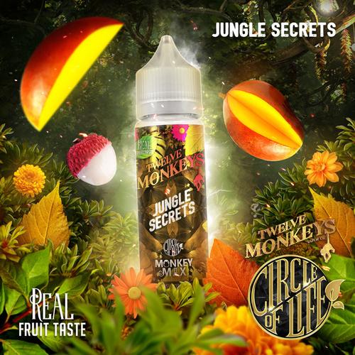 Twelve Monkeys – Jungle Secrets E-Liquid