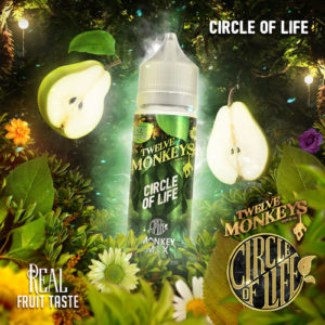 Twelve Monkeys – Circle of Life E-Liquid