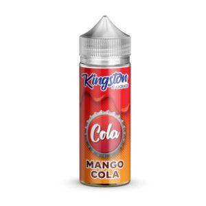 Kingston Cola – Mango Cola