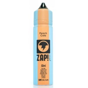 Peach Cola by ZAP! JUICE