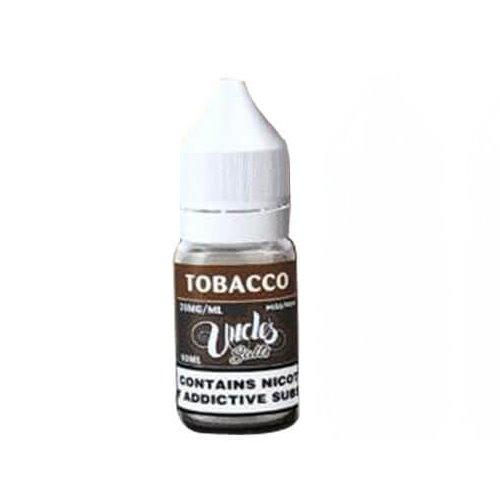 Uncles Nic salts – Tobacco