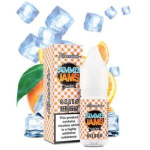 Just Jam Summer Jam – Marmalade 10ml Nic Salt
